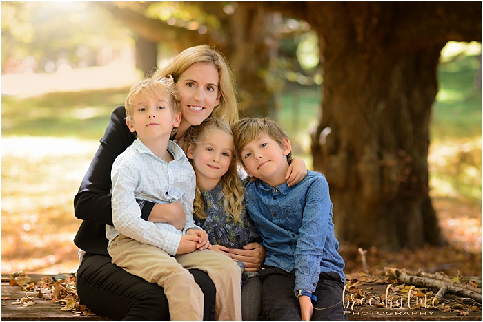 Best North Shore, Sydney, and Northern Beaches Portrait Photographer Bree hulme from Bree Hulme Photography pictured here with her 3 children.
