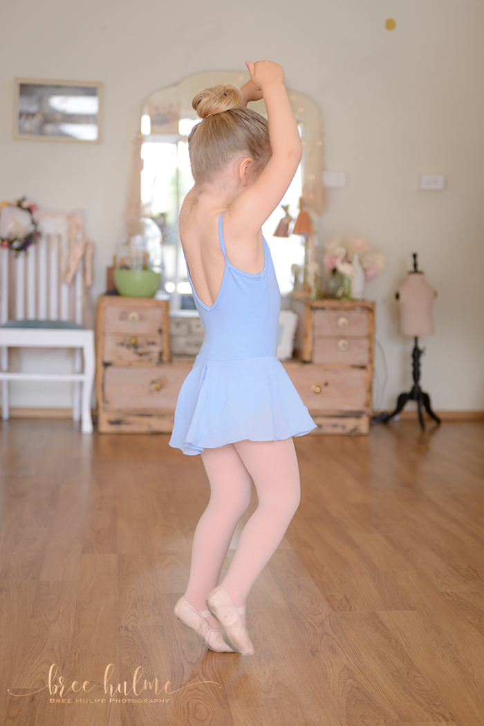 North Shore Sydney, Child Photographer ballet fairytale portraits