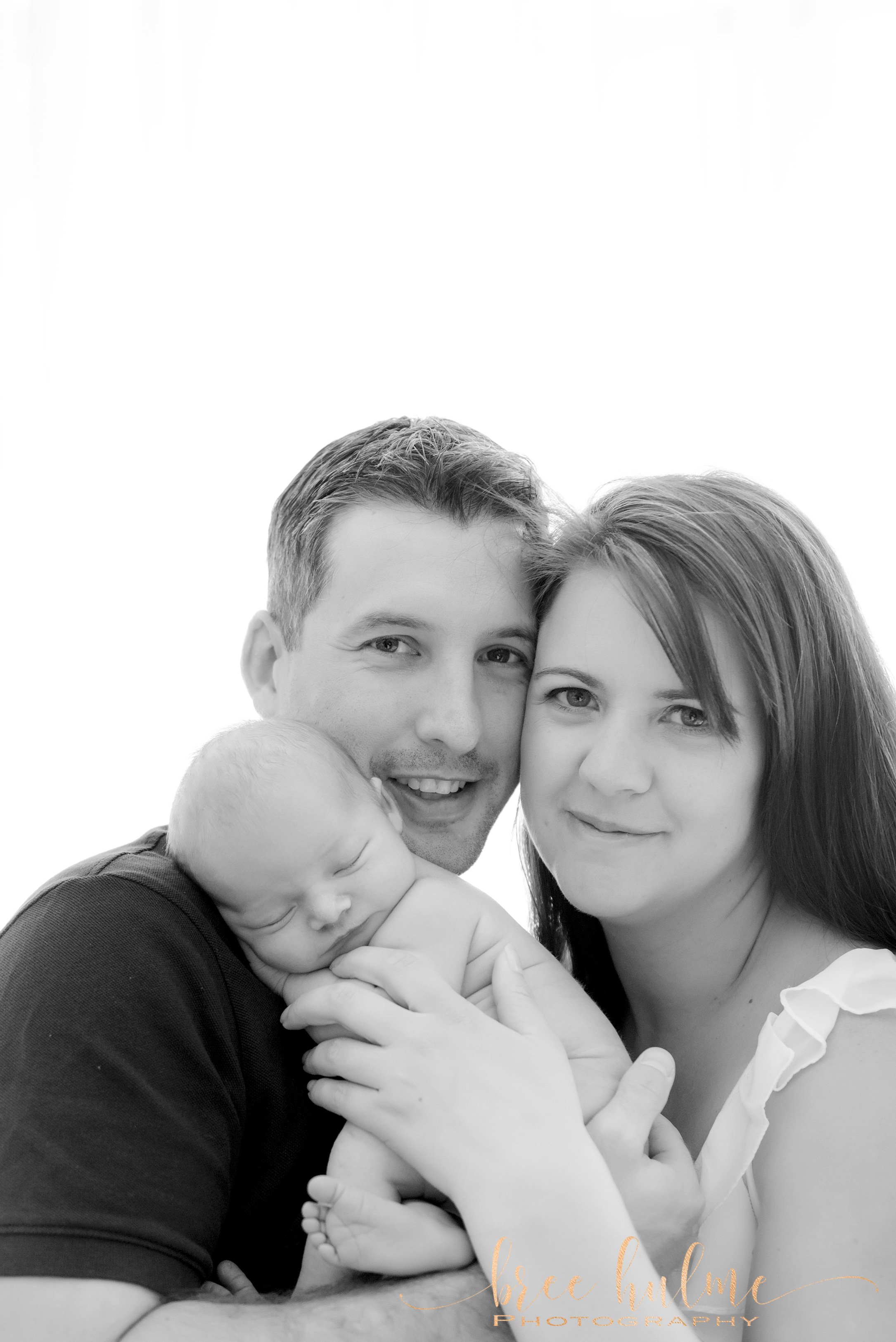 northern beaches best newborn photographer baby girl two big brothers  bree hulme photography