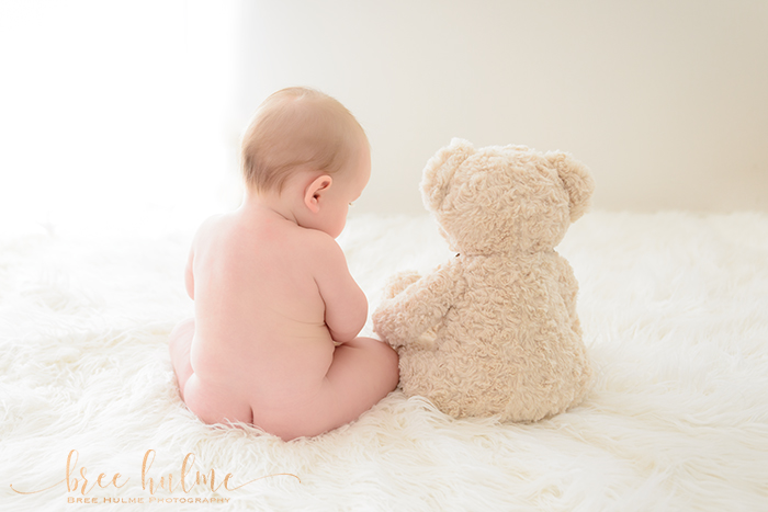 Baby photographer Sydney Northern Beaches