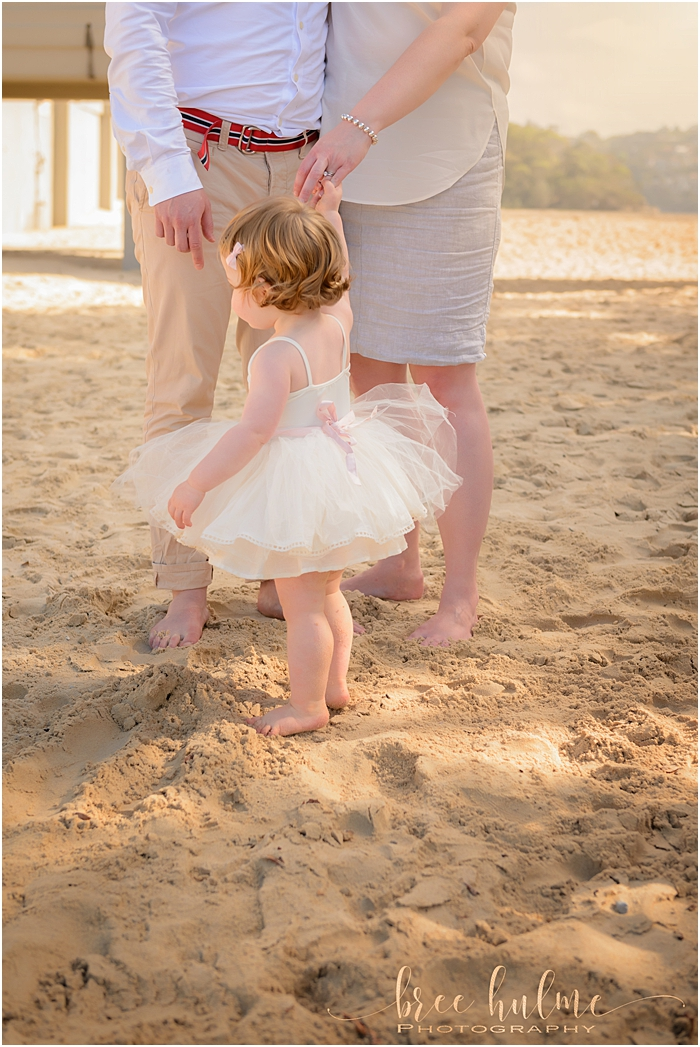 beautiful family portraits on Sydney's Northern Beaches and North Shore by Bree Hulme Photography