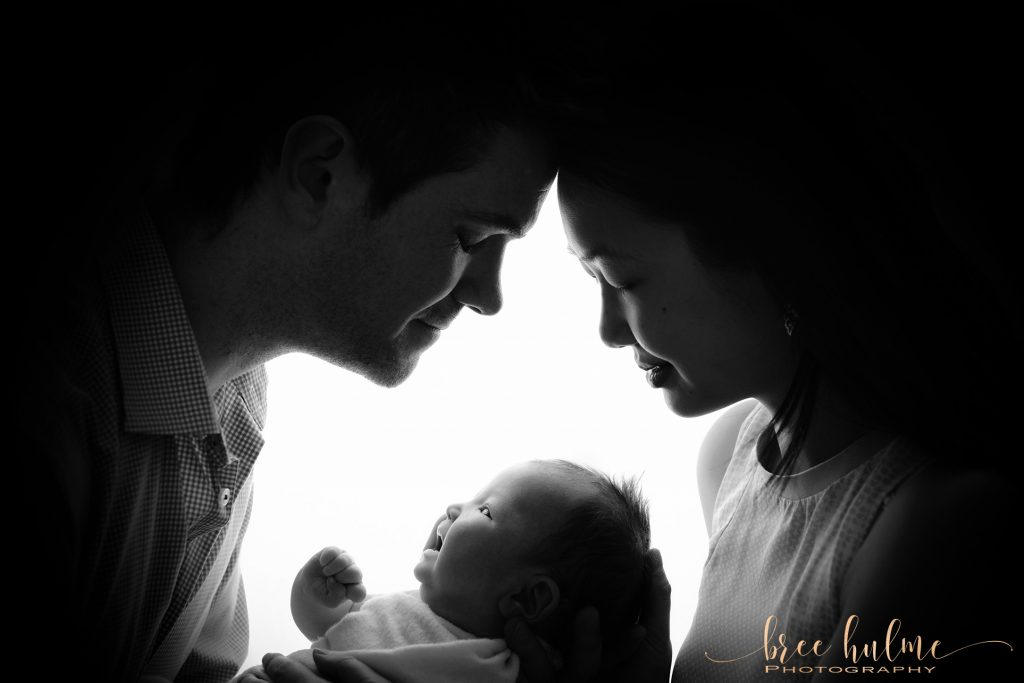 Northern Beaches Newborn photographer Bree Hulme Photography stunning beautiful newborn and family portraits