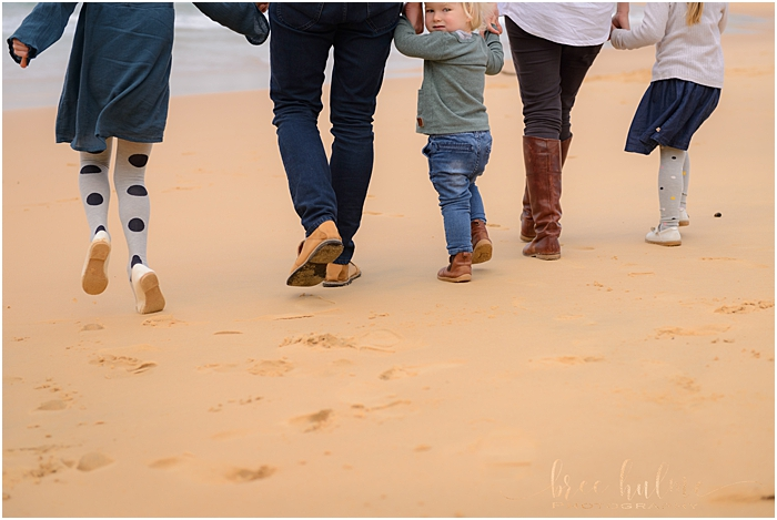 beautiful family portraits by photographer Bree Hulme Photography on Sydney's Northern Beaches and North Shore