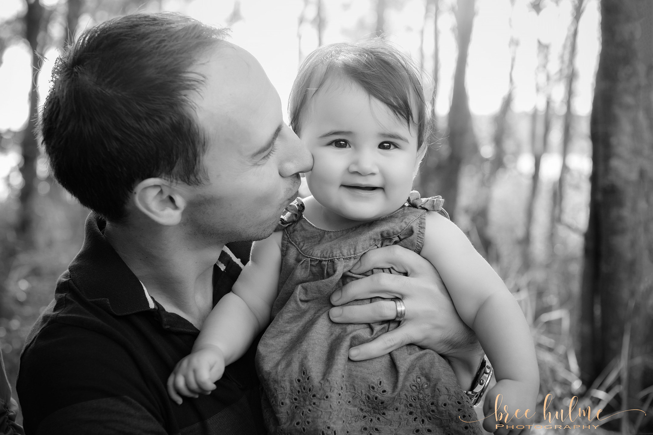 Beautiful family portraits by Sydney's best family and newborn photographer Bree Hulme Photography Happy Father's Day