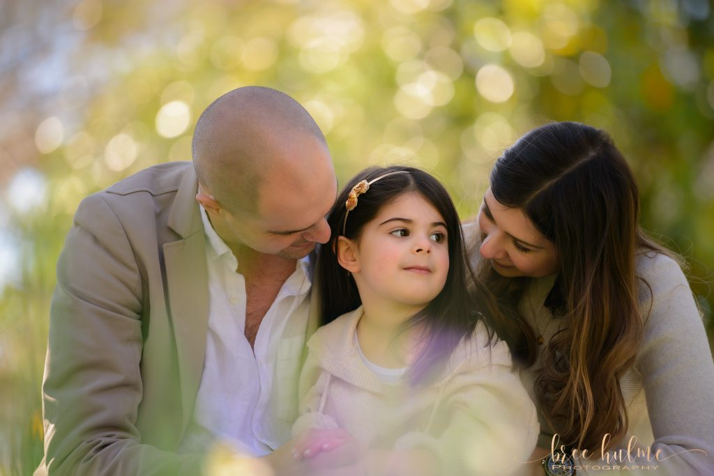 Best time for family portraits with bree hulme photography family photographer sydney golden hour