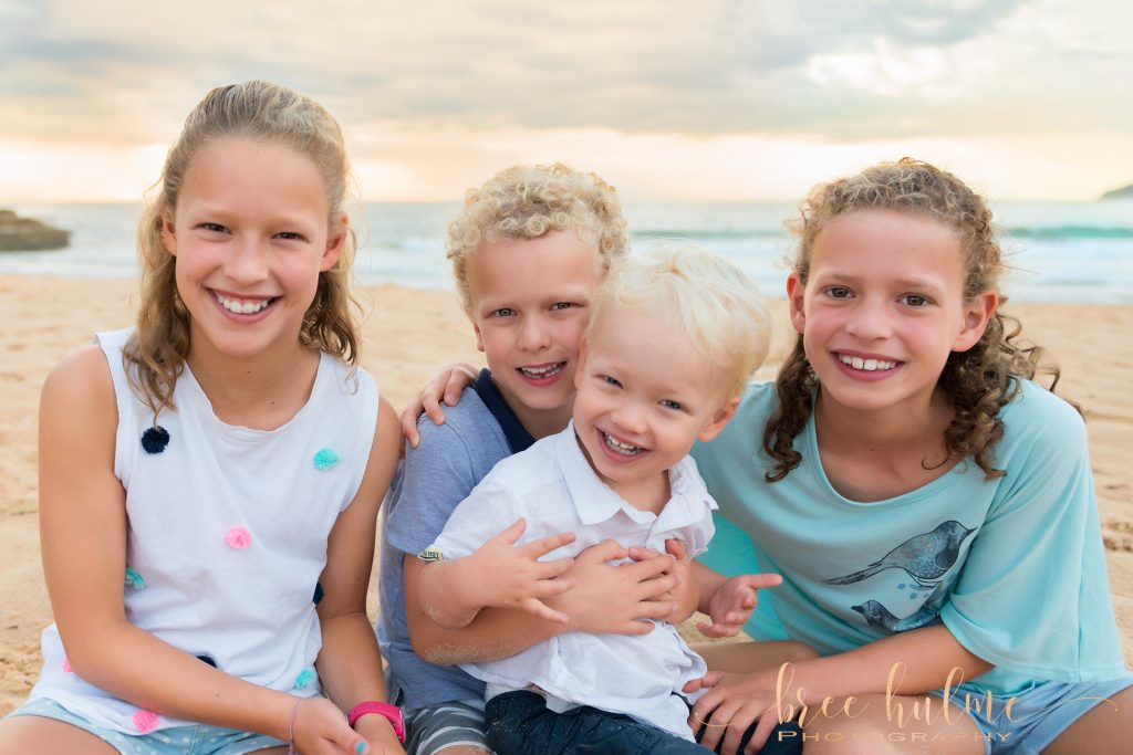 Stunning Family portraits by Bree Hulme Photography Sydney's Best Family Photographer northern Beaches and North Shore